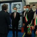 Tappa in Puglia per la prima visita di Draghi al Sud