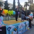 Nichi Vendola in piazza a Bari: «No al civismo che puzza di trasformismo»